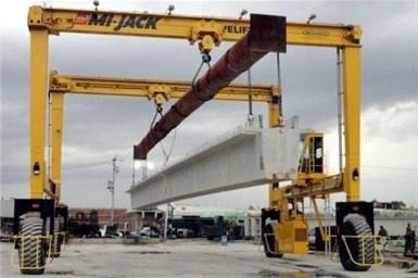 MJ85 - Capacity 170000 lbs.