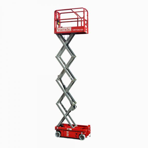 Vertikal-VRT06-ES-akulu-makasli-kaldirma-platformu