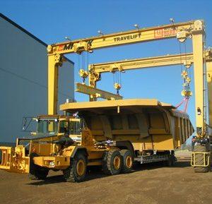 MJ70 - Capacity 140,000 lbs.